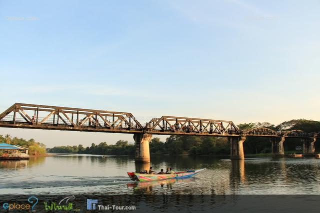 เส้นทาง ท่องเที่ยว กาญจนบุรี